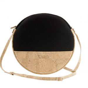 Handtasche rund