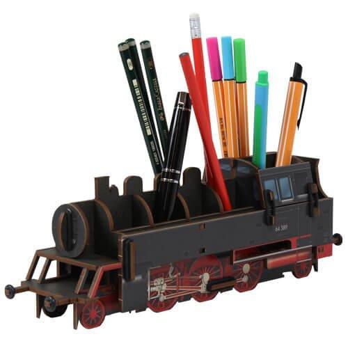 Stiftebox Lokomotive