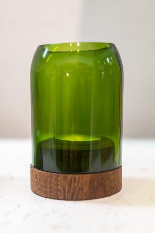 Teelicht Tansania grün