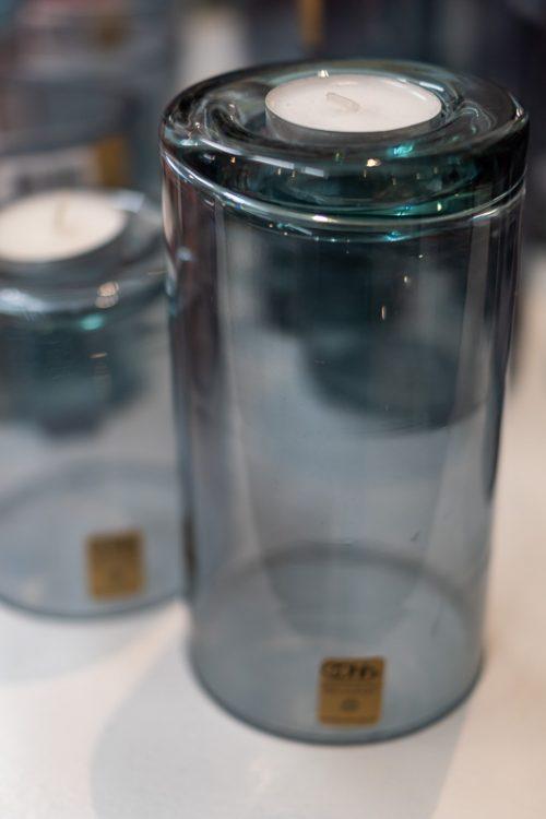Teelicht / Vase gross
