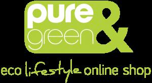 Das Logo von Pure & Green eco lifesytle online shop
