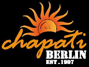 Das Logo von Chapati Berlin einer Kleidungsmarke